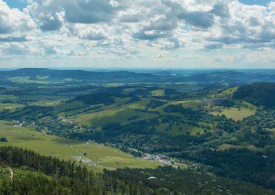 Dolni Morava - panorama (Słoszówka)