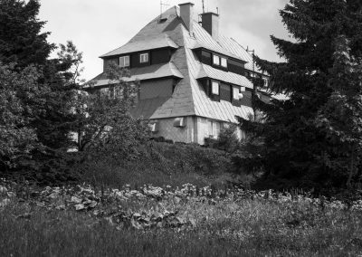 Schronisko Masarykova chata